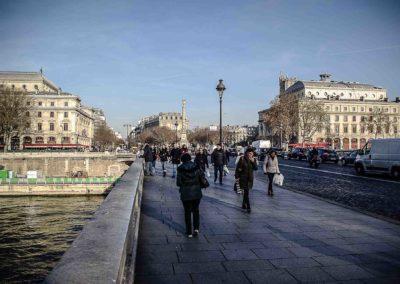 Châtelet du Pont au Change©JulienBarret