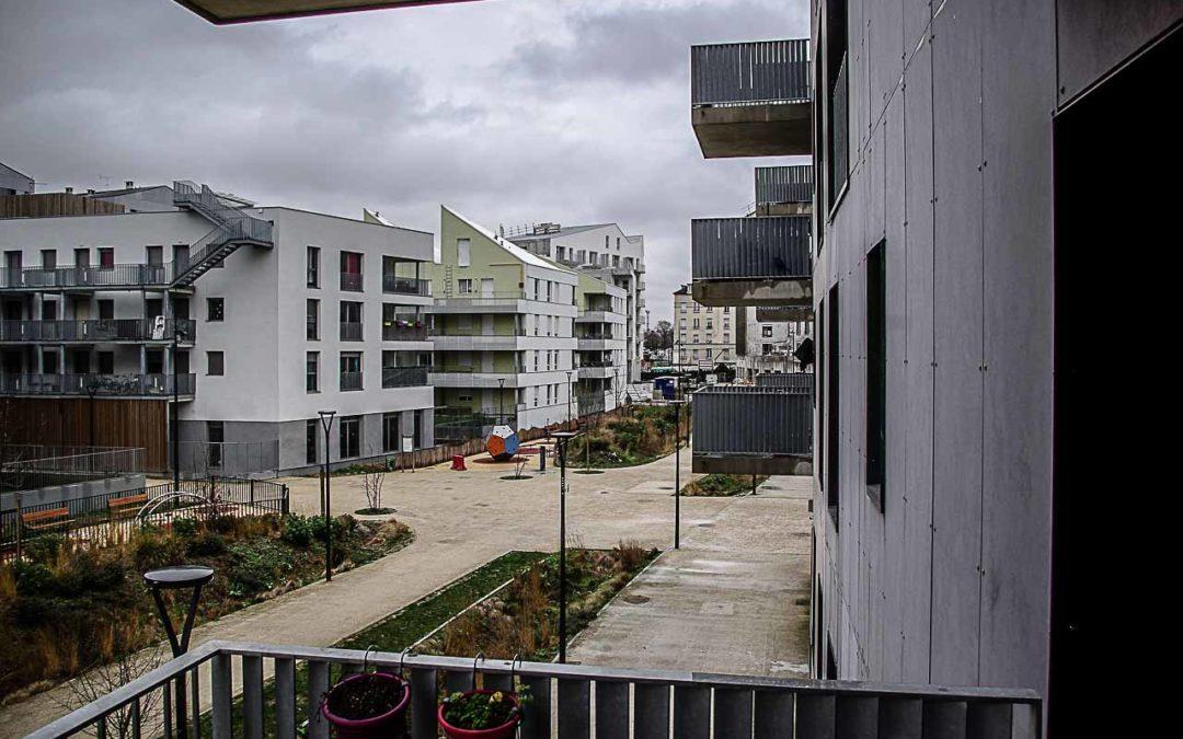 Un nouveau quartier à Saint-Denis