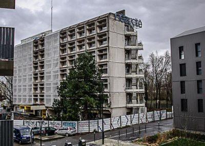 Le 6B, Saint-Denis par Julien Barret