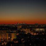 Montmartre by night vu des Lilas©JulienBarret