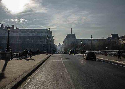 Pont Notre Dame vers la Sorbonne©JulienBarret