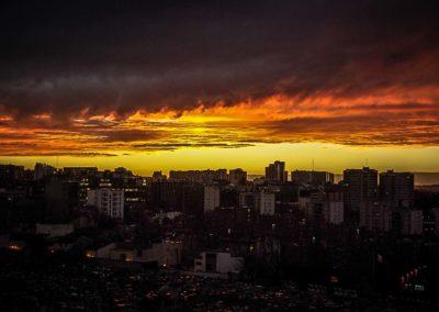 Soleil pourpre©JulienBarret