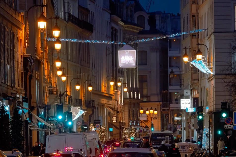 Baccarat illumine le faubourg Saint-Honoré-11 ©Laurent Parrault