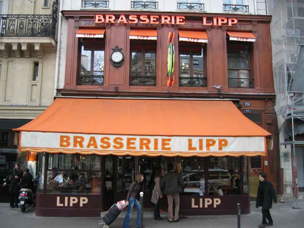 Brasserie Lipp-devanture©Arnaud-25