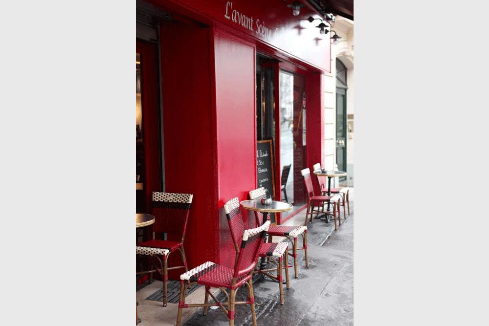Le Lucernaire © Karine Letellier