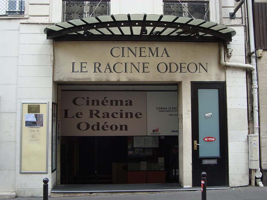 Le Racine Odéon @LPLT - Wikimedia Commons
