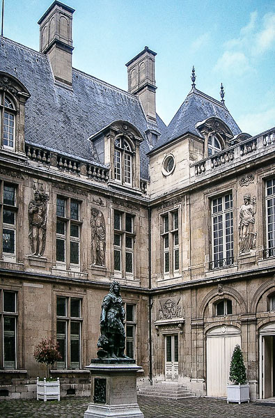 Musée Carnavalet CC BY-SA 3.0, commons.wikimedia