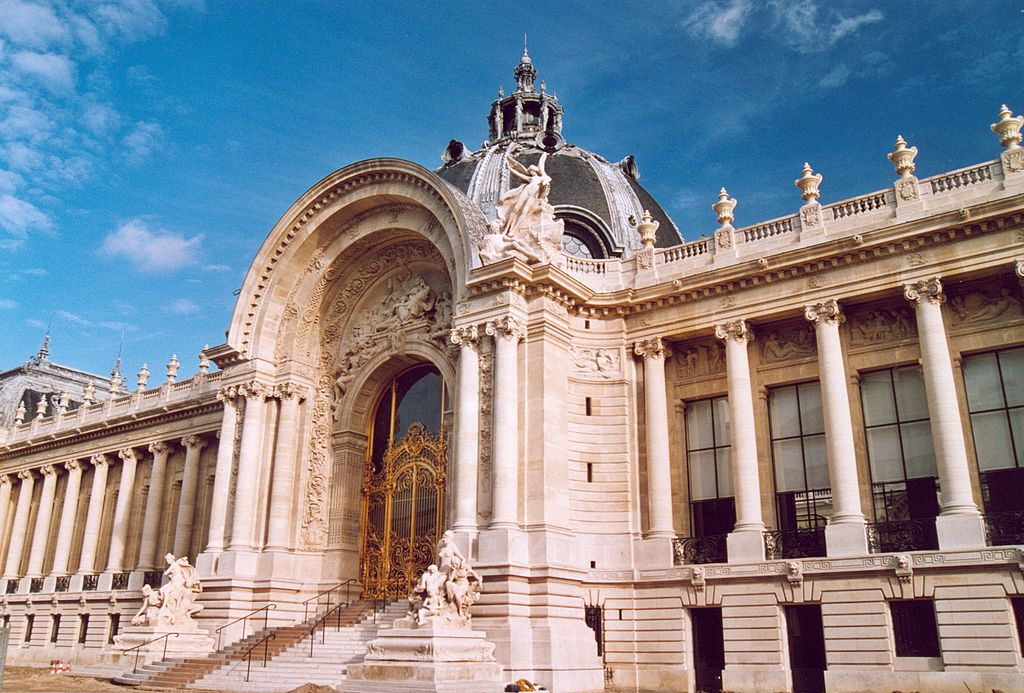 Petit Palais CC BY-SA 3.0 commons.wikimedia