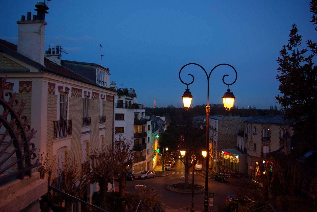 lampadaire du tram les Coteaux©JulienBarret