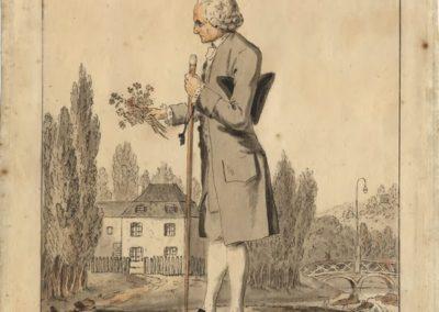À Charonne, sur les pas de Rousseau dans Les rêveries du promeneur solitaire