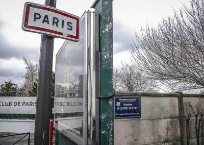 Paris av le Jour se lève ©J Barret