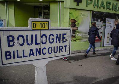 borne boulogne billancourt ©J Barret