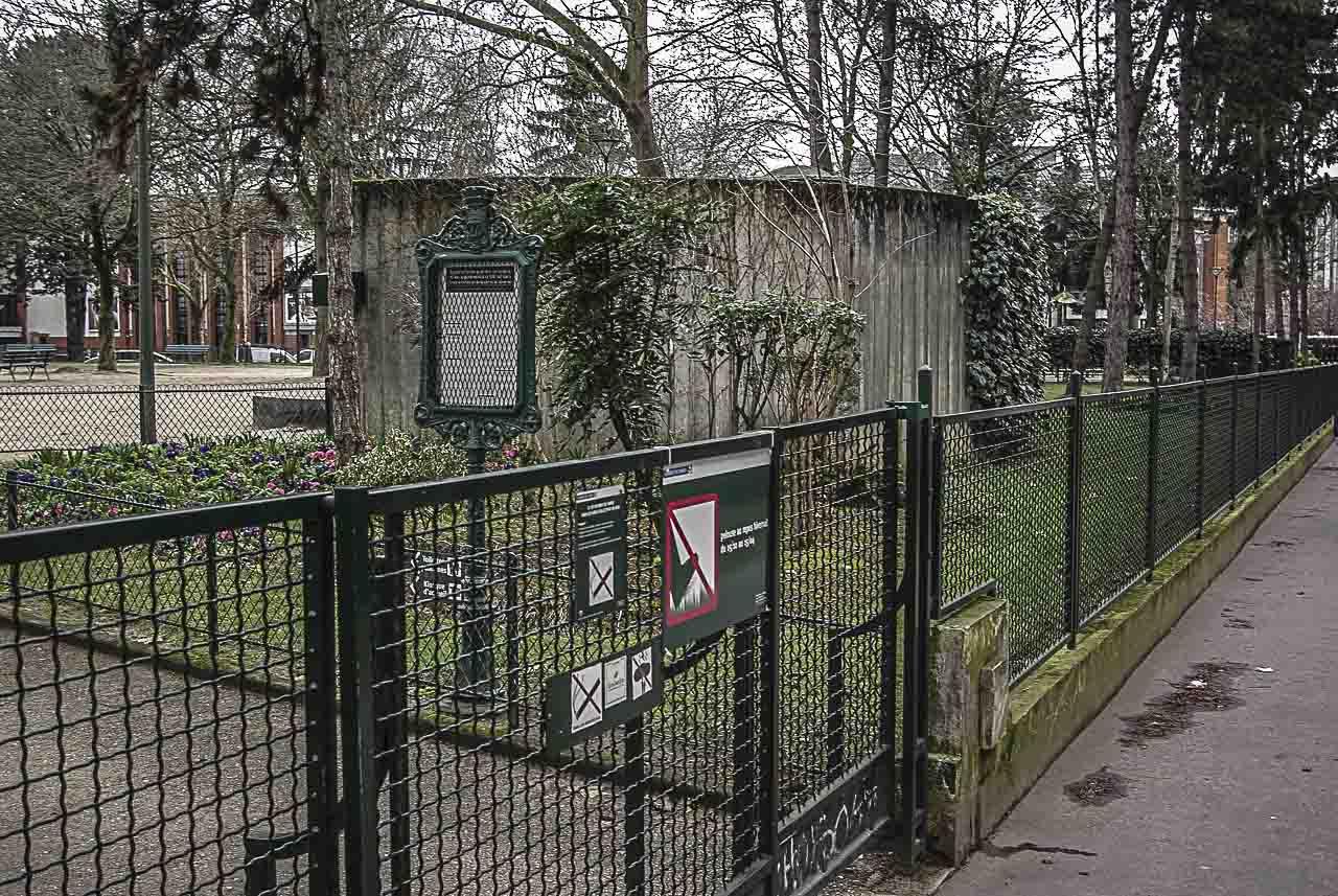 Les environs de la porte de Saint-Cloud ~ Autour de Paris-Le nouveau ...