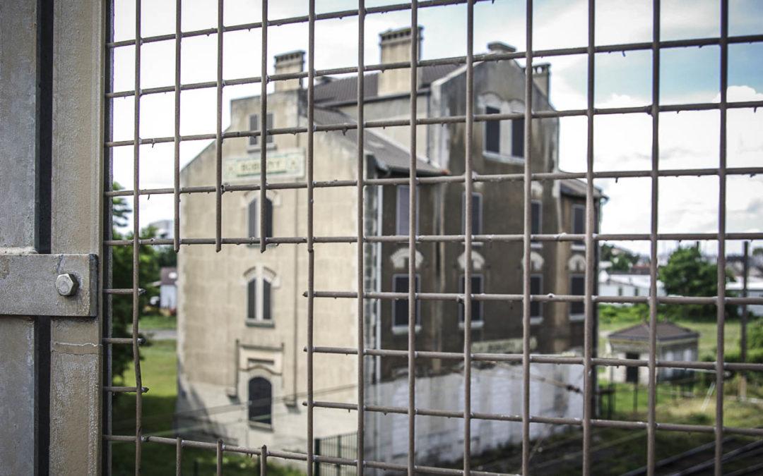 L'ancienne gare de déportation de Bobigny