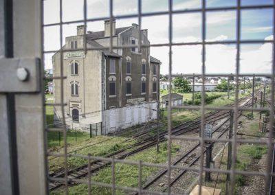 Ancienne gare de déportation de Bobigny par J. Barret-3