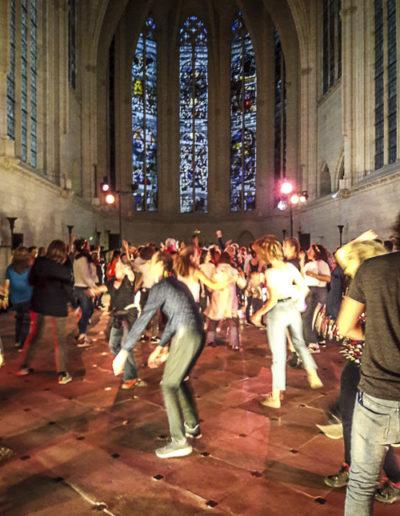 Performance Turbulence de Tatiana Julien au château de Vincennes le 22 juin 2018 par J.Barret-29