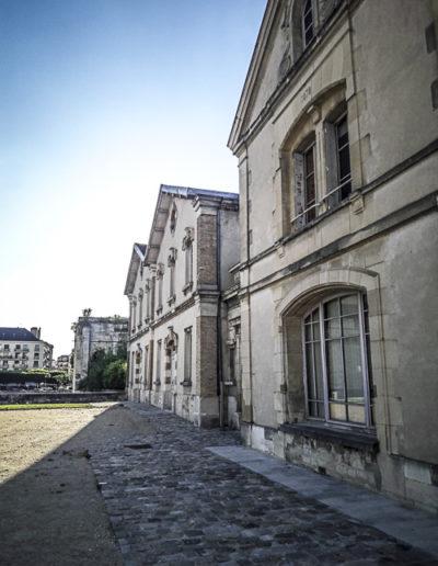 Performance Turbulence de Tatiana Julien au château de Vincennes le 22 juin 2018 par J.Barret-7
