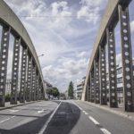 Vue du pont de l'avenue Jean Jaurès à Drancy par J.Barret-16