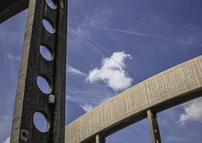 Vue du pont de l'avenue Jean Jaurès à Drancy par J.Barret-23