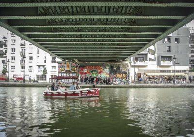 Festival Ourcq Living Colorz le dimanche 10 juin 2018 par J. Barret