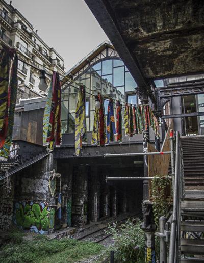 L'ancienne gare réhabilitée du Hasard Ludique par J Barret