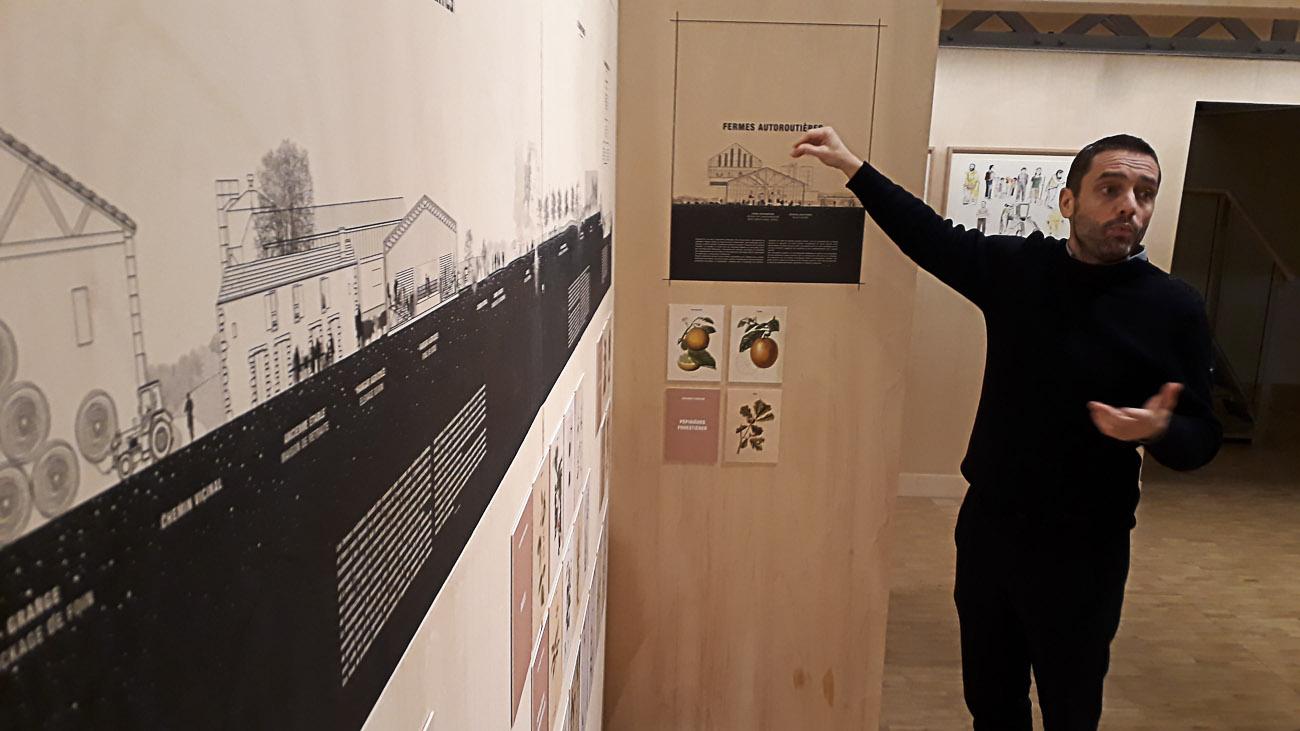 L'exposition Capital Agricole du Pavillon de l'Arsenal présentée par Augustin Rosenstiehl par JBarret-14