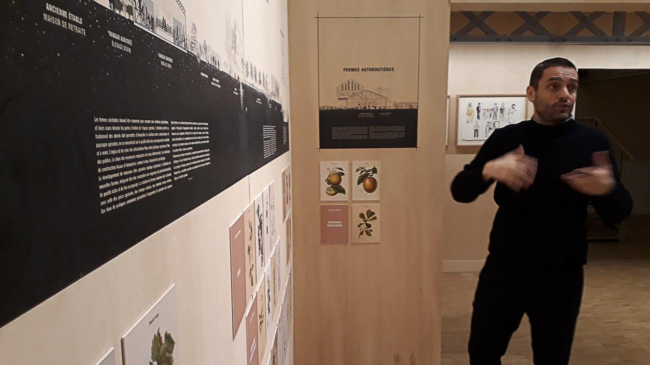 L'exposition Capital Agricole du Pavillon de l'Arsenal présentée par Augustin Rosenstiehl par JBarret-15