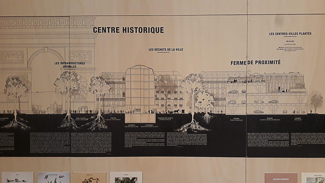 L'exposition Capital Agricole du Pavillon de l'Arsenal présentée par Augustin Rosenstiehl par JBarret-16