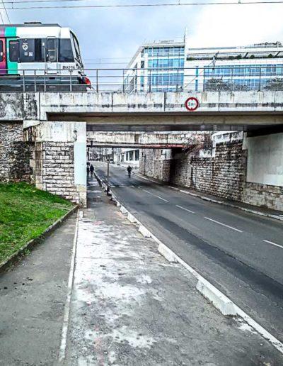 Dérive en territoire situationniste organisée le 26 janvier 2019 par Anne-Marie Morice et Les Promenades urbaines-30