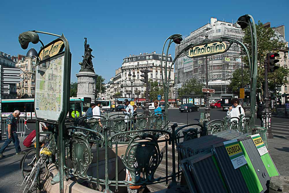 30 place clichy