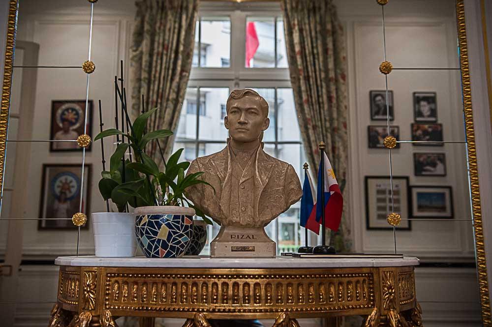 ambassade philippines