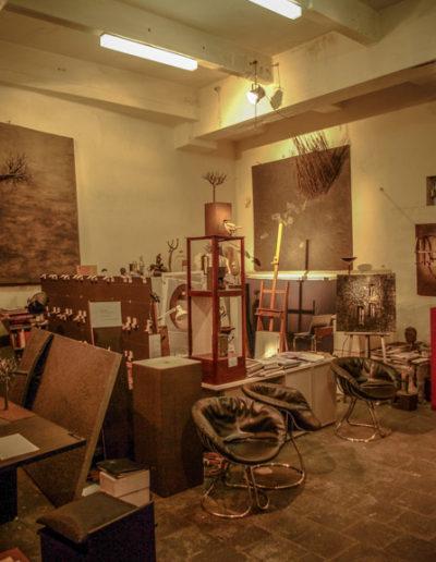 L'atelier de JP Réti par JBarret