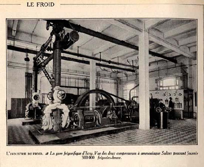 Les Frigos dans les années 20 @Archive Les Frigos 3