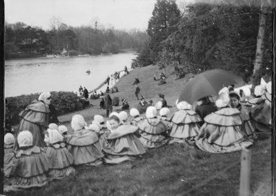 Le bois de Boulogne, 120 ans après