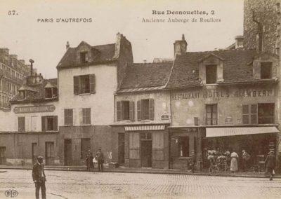 Rue Desnouette, que reste-t-il du vieux Paris ?