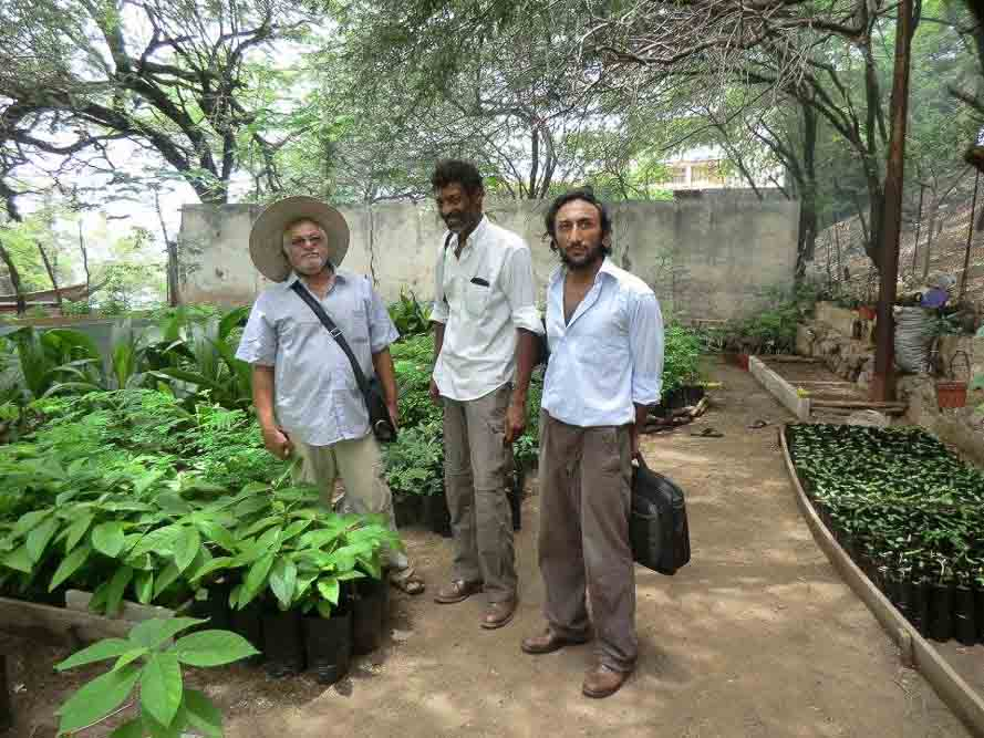 avec Haidar El Ali et Ozgur Kaya