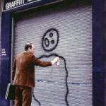 Gérard Zlotykamien, Paris 1984 © Rosine Klatzmann