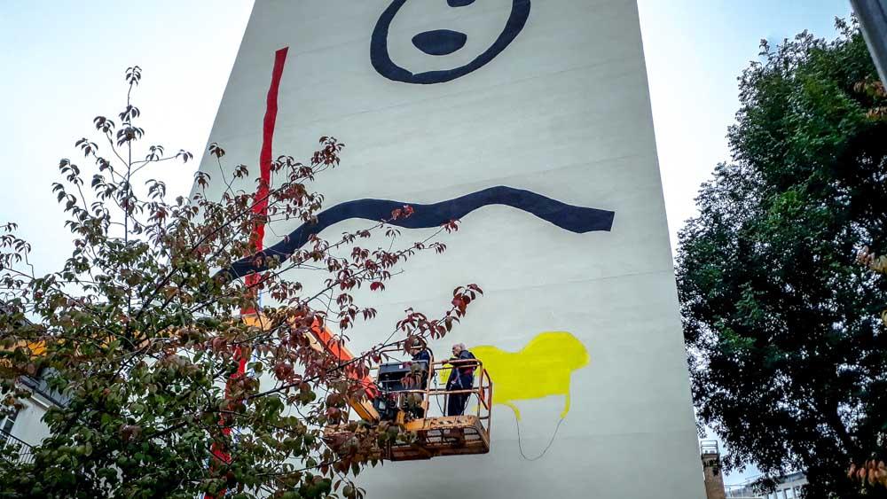 La fresque de Zloty au 44 rue du Dessous-des-Berges le 22 octobre 2019 @J.Barret (2)