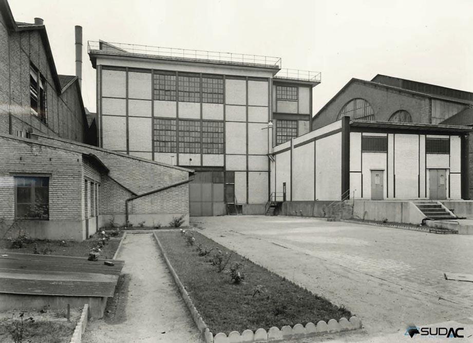 La Société urbaine d'air comprimé rue Leblanc (1919-1992)