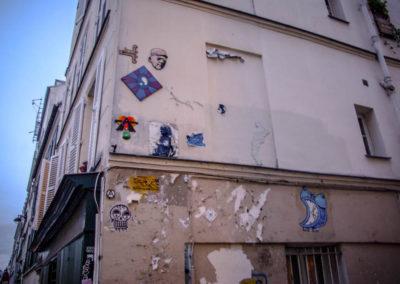 Parcours street art à Montmartre avec Codex Urbanus