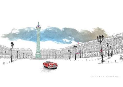 Paris aux cent visages, un livre de Jean-Louis Bory
