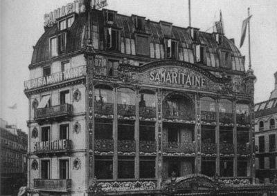 La Samaritaine, 150 ans d'histoire