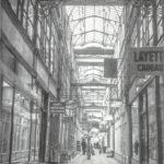 Le passage du Grand Cerf après guerre, depuis la rue Saint-Denis @Parimagine