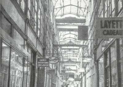 Le passage du Grand Cerf, abandonné puis rénové