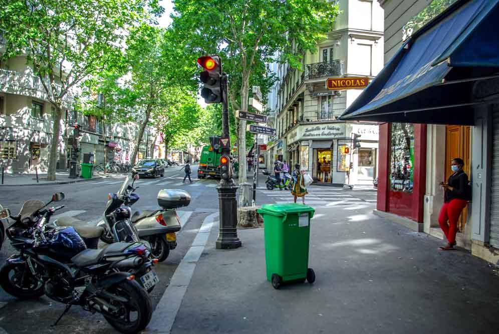 La Flute Gana, ex boulangerie Marx, 226 rue des Pyrénées @J.Barret
