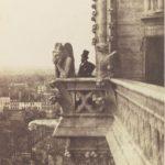 Charles Nègre, Le Stryge, vers 1853 © Musée d'Orsay