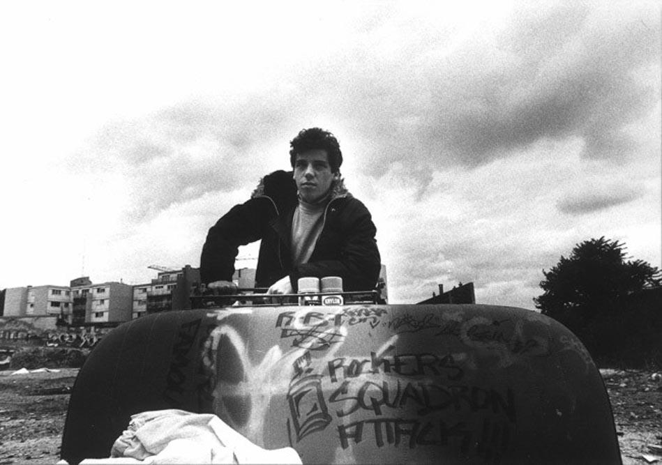 Ash2 au terrain vague de Stalingrad vers 1982 @Ash