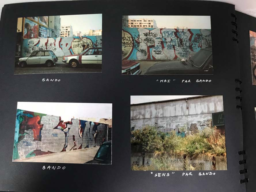 Images extraites du book de Nicolas TSM 10