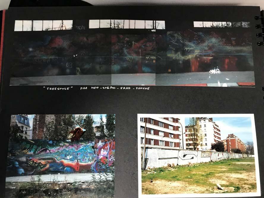 Images extraites du book de Nicolas TSM 14