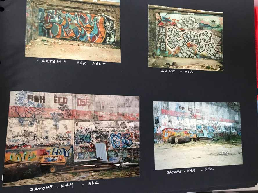 Images extraites du book de Nicolas TSM 3